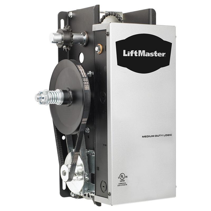 Medium Duty Logic Jackshaft Operator Mc Overhead Door