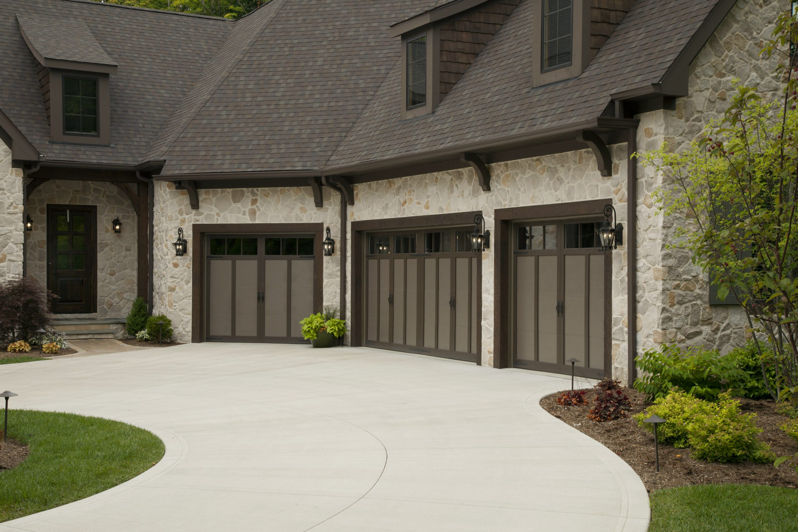 American Tradition garage doors