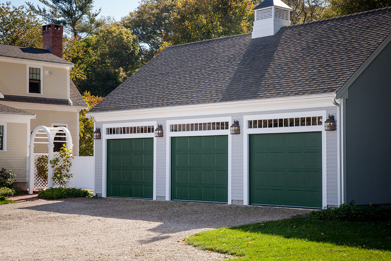 Insulated Steel Garage Door 2000 Series